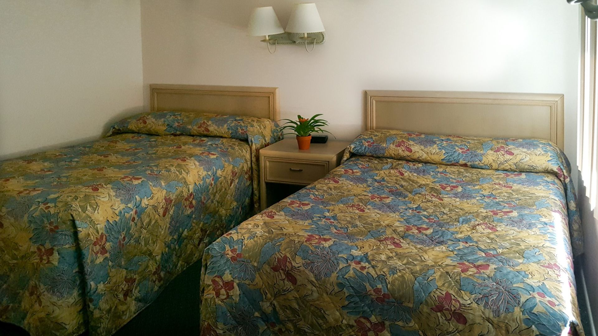 Picture of: Premier Suite With One Bedroom 2 Full Size Double Beds Renovated Kitchen Bath And Living Room With A Queen Size Sofa Bed The Sea Scape Inn